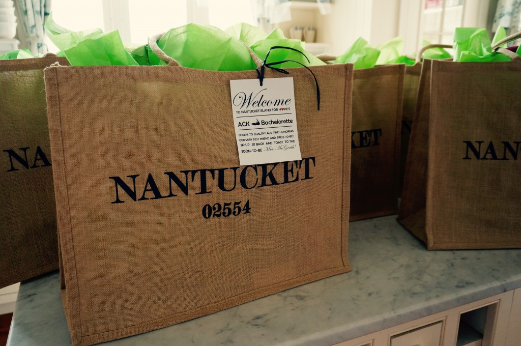 nyc travel blog nantucket ladyhattan gift bags celebrations