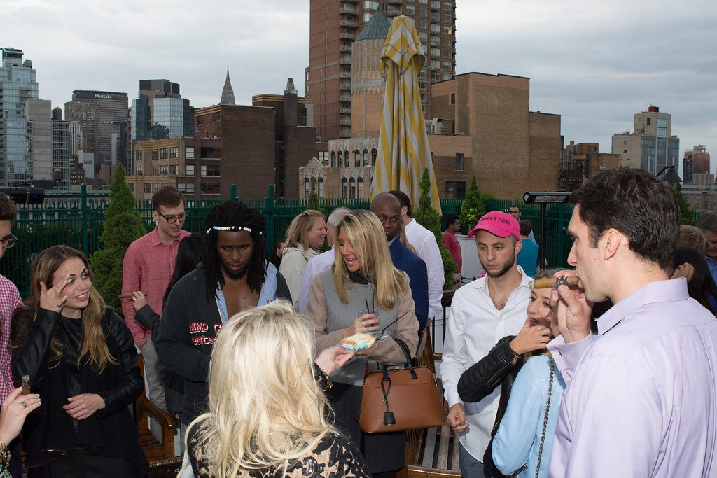 ladyhattan luxury travel blog birthday party nyc rooftop