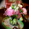 spring flowers, mother's day arrangement, beautiful home decor, hostess gift