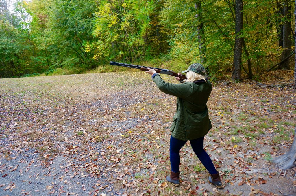 Weekend Escape from NYC – Wingshooting School at Sandanona