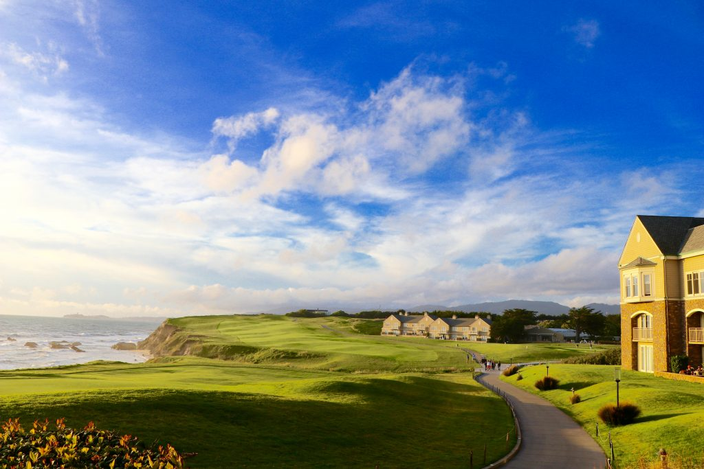 Half Moon Bay, California – The Ritz Carlton