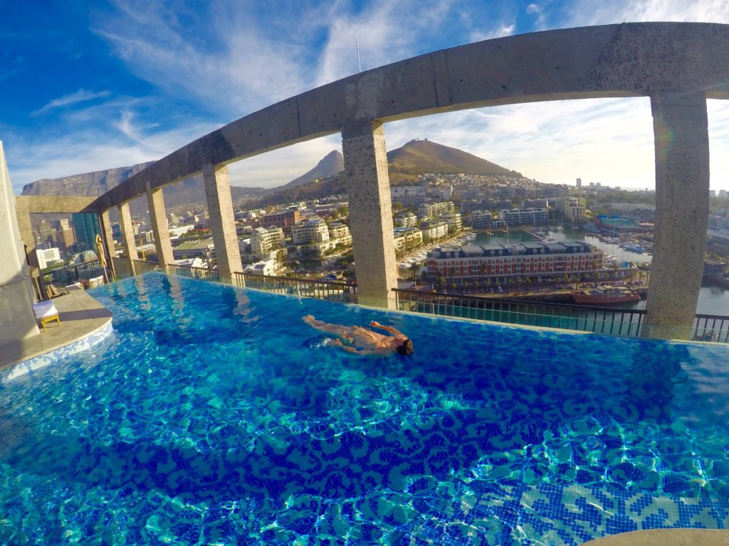 Cape Town, South Africa – The SILO Hotel